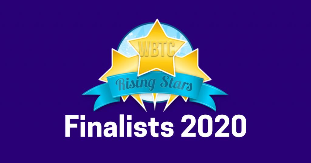 Rising Stars Finalists 2020